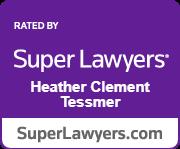 SUper Lawyer 5 Year Badge